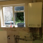 Worcester Bosch 30si Compact Gas Combination Condensing Boiler Installation